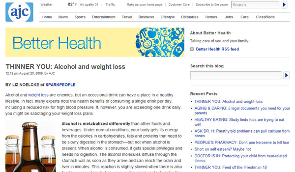 alcohol-dieting