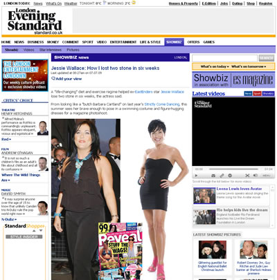jessie-wallace-weight-loss-pictures