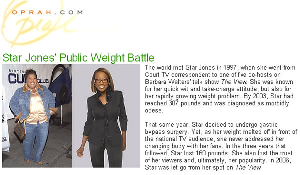star-jones-diet