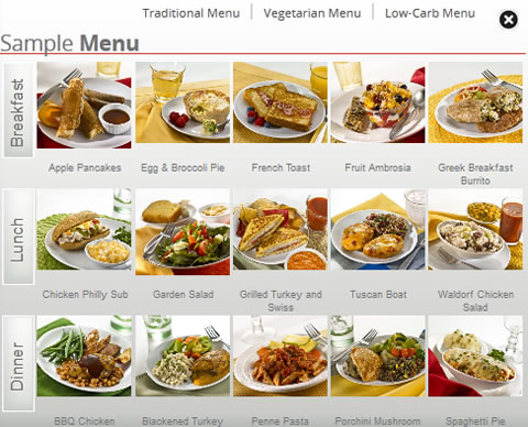 on the go weight loss meal plan  digestinter